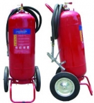 25Kg, 35Kg, 50Kg & 70Kg ABC Dry Powder Trolley Fire Extinguishers