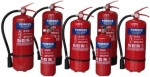 2Kg, 4Kg & 9Kg ABC Dry Powder Portable Fire Extinguishers