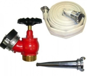 Hydrant Valve, Nozzle & Fire Hose (Type 1)