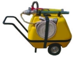 150L Mobile Foam Fire Extinguisher Unit